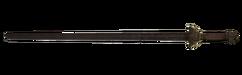 FO76 Meteoritic sword