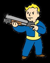 FO76 Shotgunner
