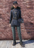 FO76 Union Uniform with Hat