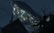 Fo4 airship Boston trailer