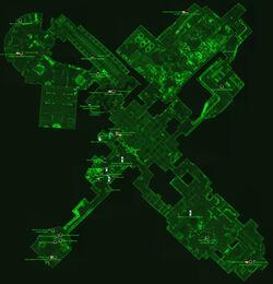 Mechanist's lair map
