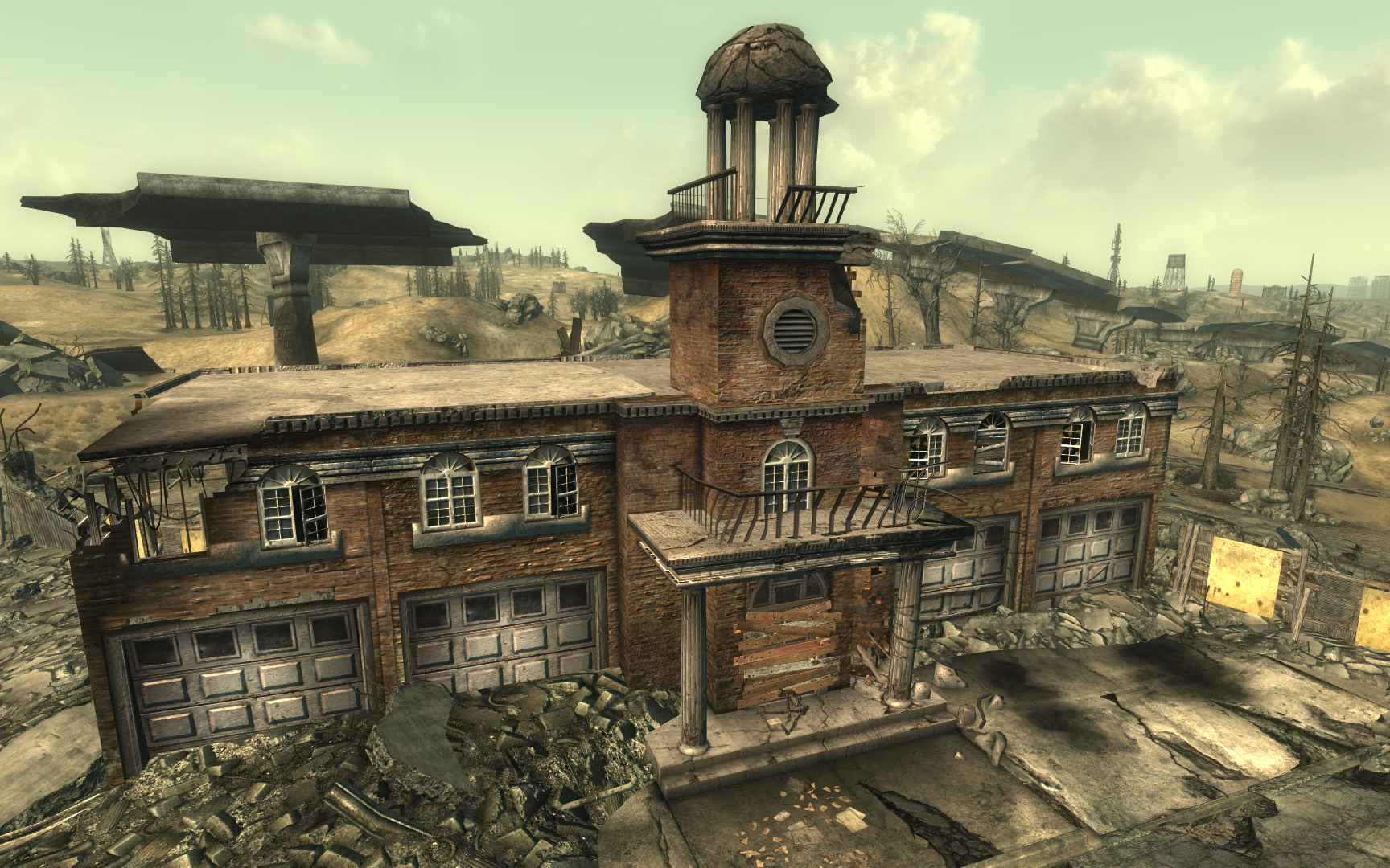 Old Olney Bunker at Fallout3 Nexus - mods and community