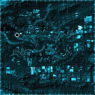 Довоєнна карта Розлому.