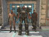 Recon Squad Gladius