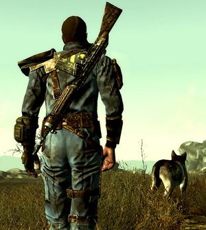 Armored Vault 101 Jumpsuit Fallout 3 Wiki Fandom Powered By Wikia