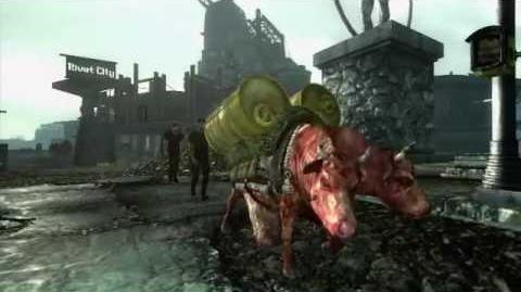 Fallout 3 Broken Steel DLC Trailer