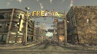 Fallout New Vegas Freeside Alley