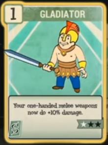Gladiator Perk
