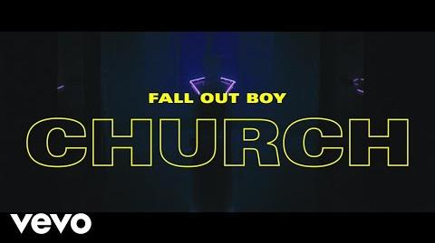 Fall Out Boy - Church-0