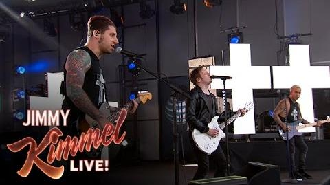 """Fall Out Boy Performs """"Centuries"""""""