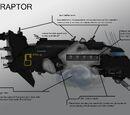 Боевой корабль «Хищник»