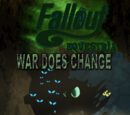 Fallout: Equestria - War Does Change