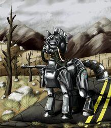 Steel Ranger