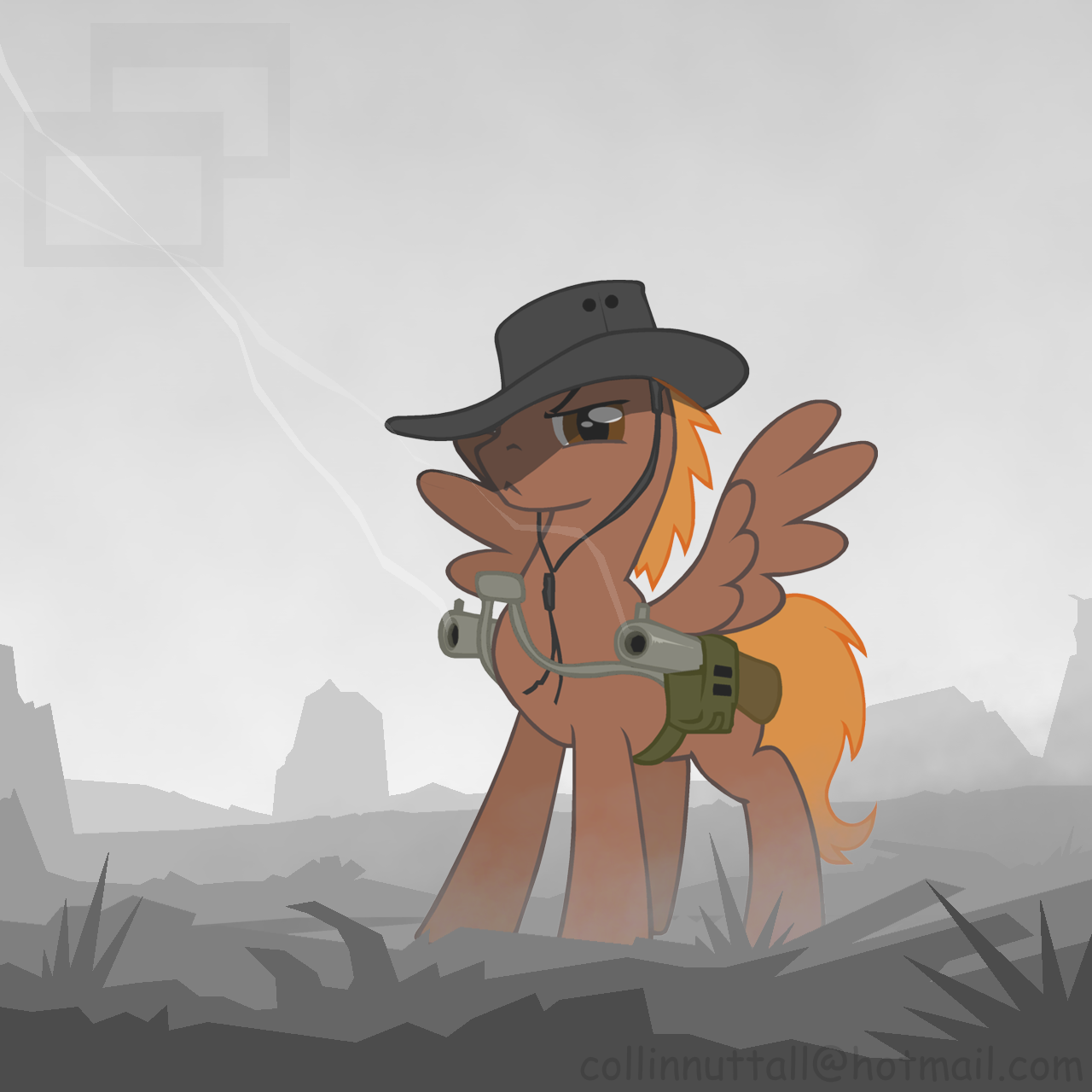 Calamity Fallout Equestria Wiki Fandom Powered By Wikia