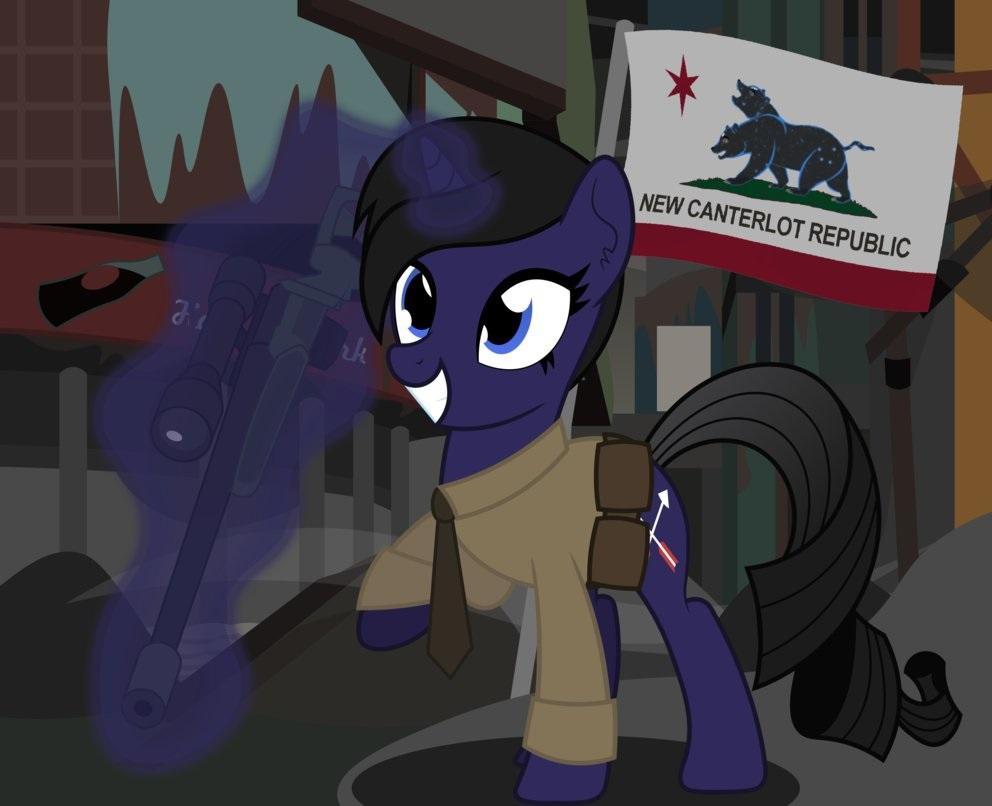 Midnight Wasteland Jewel Fallout Equestria Wiki