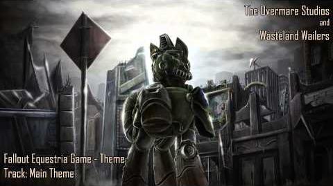 Wasteland Wailers - Fallout Equestria Main Theme