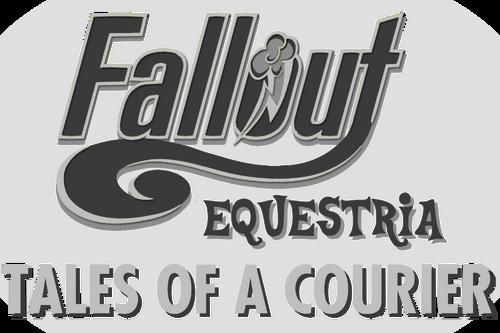 Logo - Tales of a Courier (sw1tchbl4de)