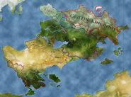Карта пони-мира