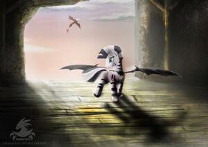 Xenith Bloodwing-Talisman