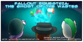 Комикс «Призрак пустошей» (The Ghost of the Wastes)