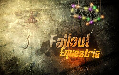 Добро пожаловать в мир Fallout Equestria