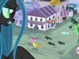 First Battle of Canterlot (The Rejected Ones)