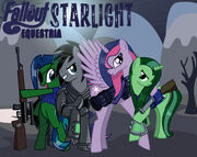 Fallout equestria starlight by mirandasaurus rex-d553psy