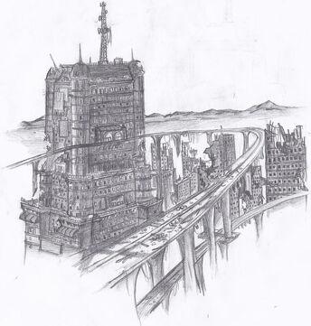 Tenpony tower by masterjosh140 copy