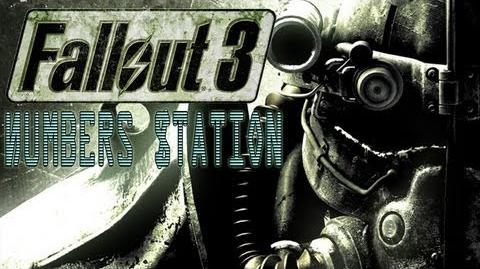 """""""Fallout 3 Numbers Station"""""""
