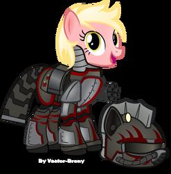 Knight strawberry lemonade by vector brony-d80u237