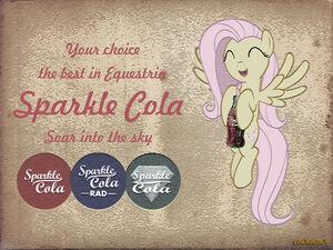 Sparkle cola