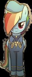 Char - Rainbow Dash