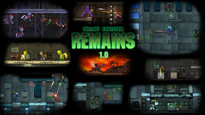 FoE Remains 1 0 poster