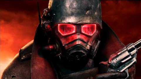Fallout New Vegas Soundtrack - Hallo Mister X