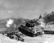 Korean tank