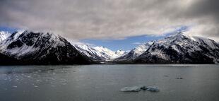 Mountains of Alaska HDR