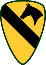 Horse Military Emblem