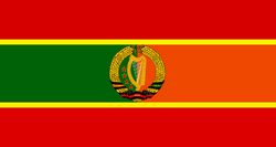 Irish Communist Party Flag