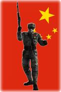 Chinese liberator