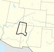 UNU map