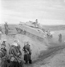 The Campaign in North Africa 1940-1943 E19315