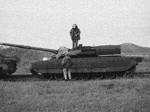 T87 in poland