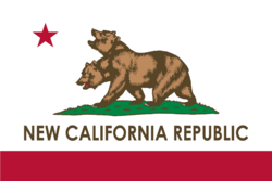 Flag of New California