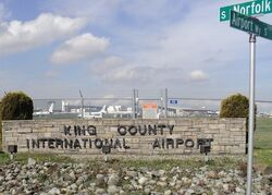 King County International Airport