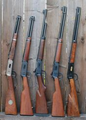 Western Rifle Cache