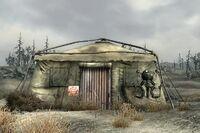 Riddler's Park Tent
