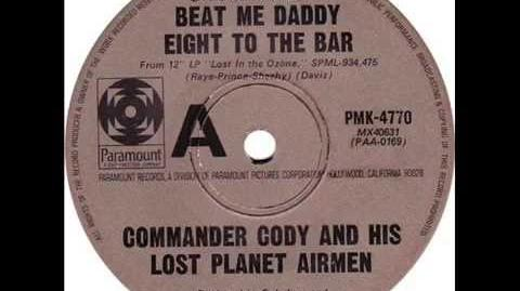 """Commander Cody - """"Beat Me Daddy Eight To The Bar"""" (Album Version)"""