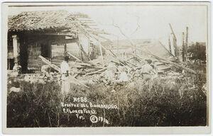 Bombed Ruin
