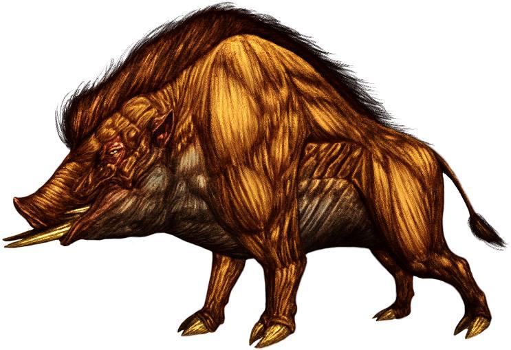 Great Boar Fallout Fanon Wiki Fandom Powered By Wikia