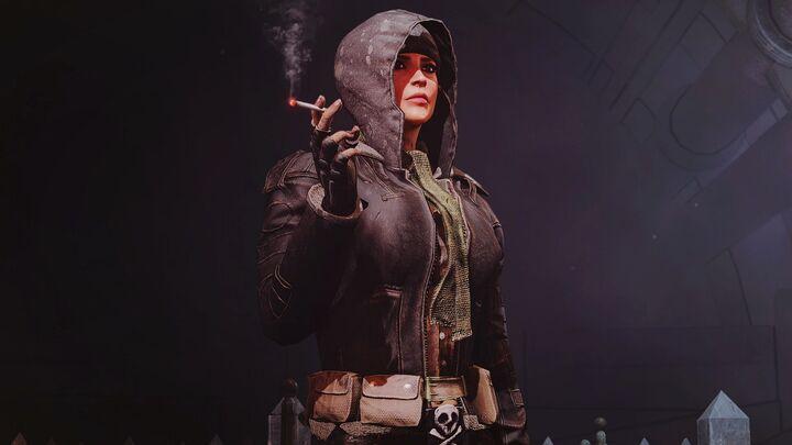 Jordyn - Cigarette